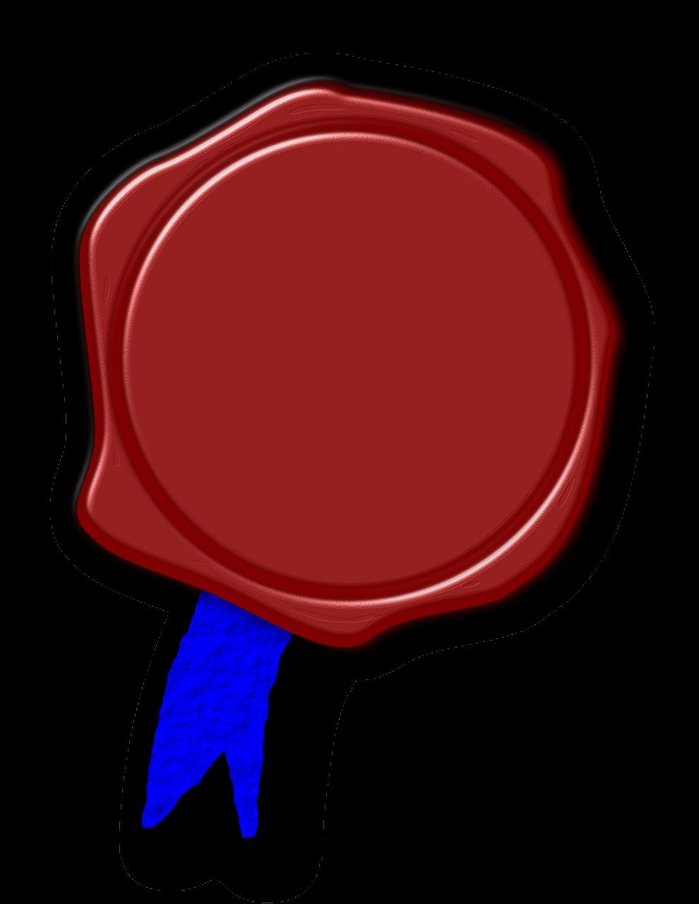seal, ancient, badge